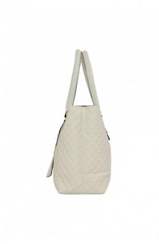 White Shoulder Bags 87001900038167