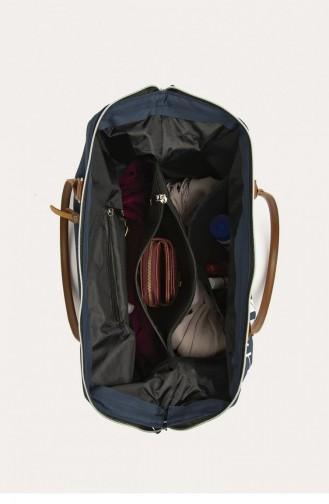 Navy Blue Shoulder Bag 87001900037195