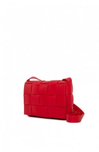 Red Shoulder Bag 87001900052060