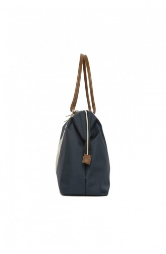 Navy Blue Shoulder Bag 87001900037043