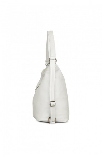 حقيبة كتف أبيض 87001900051919