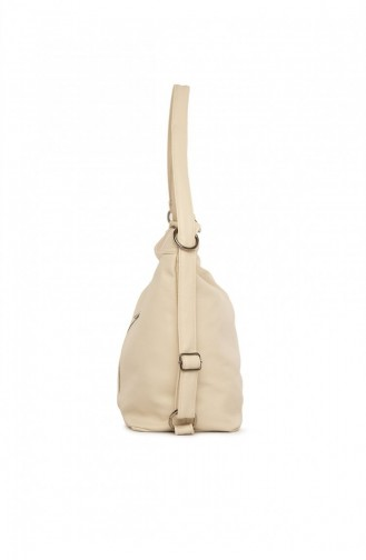 Cream Shoulder Bag 87001900051928