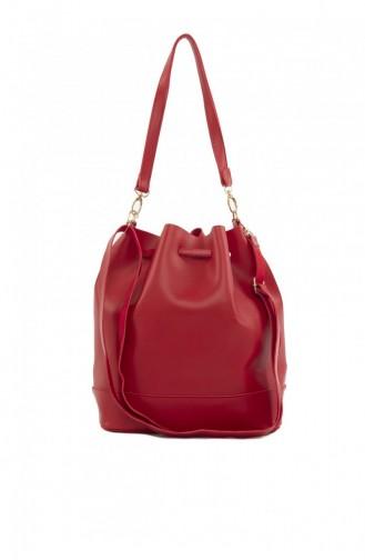 Red Shoulder Bag 87001900039476