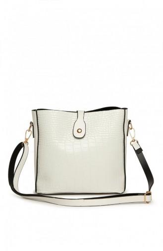 White Shoulder Bag 87001900051238