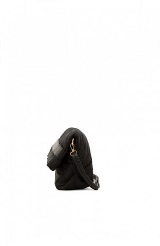 حقيبة كتف أسود 87001900053519