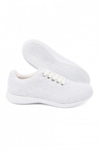 Salmon Sport Shoes 4487