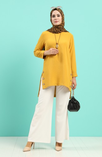 Blouse Moutarde 8007-03