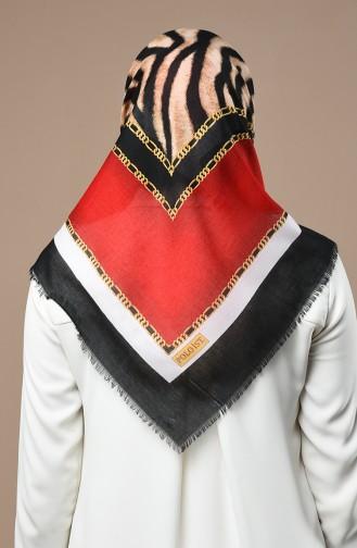Rot Kopftuch 2519-09