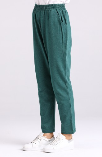 Emerald Sweatpants 3100A-01