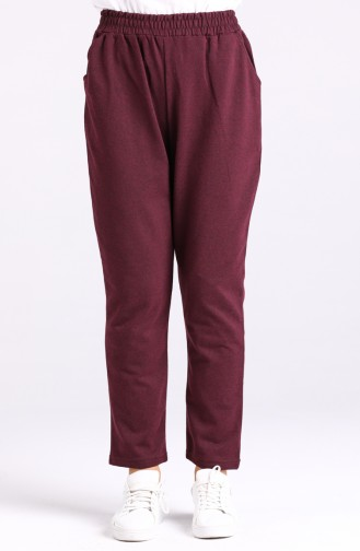 Pantalon Sport Bordeaux 3100A-04