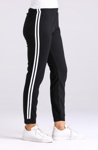 Pantalon Sport Noir 3200-05