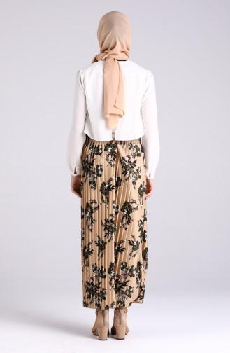 Beige Skirt 2016-02