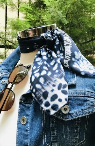 Foulard Bleu 61548-01