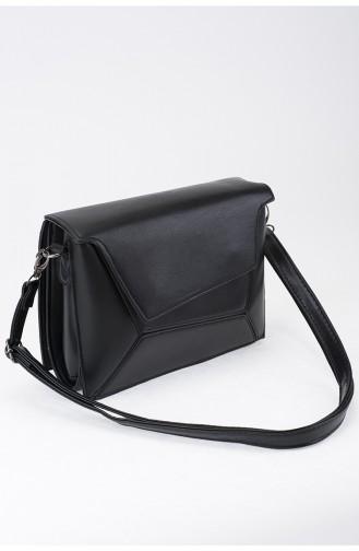 Black Shoulder Bag 22-01