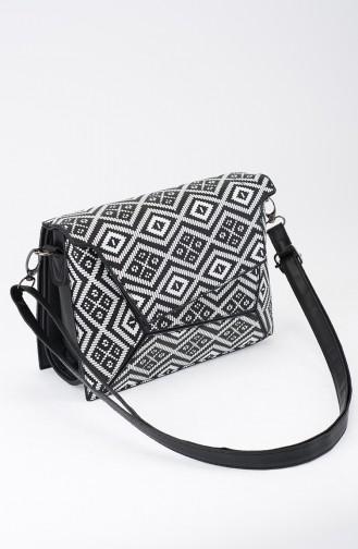 Black Shoulder Bag 22-03