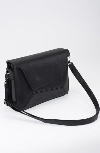 حقيبة كتف أسود 22-08