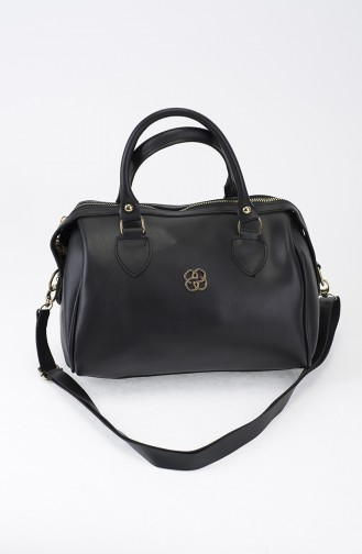 Black Shoulder Bag 23-01