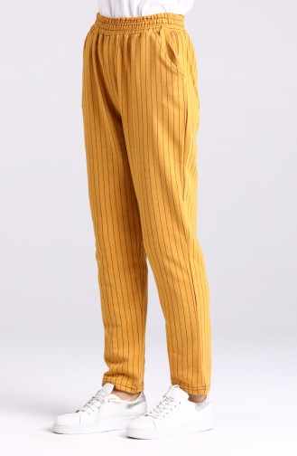 Pantalon Moutarde 3100-01