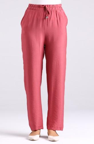 Pantalon Rose Pâle 0555-04