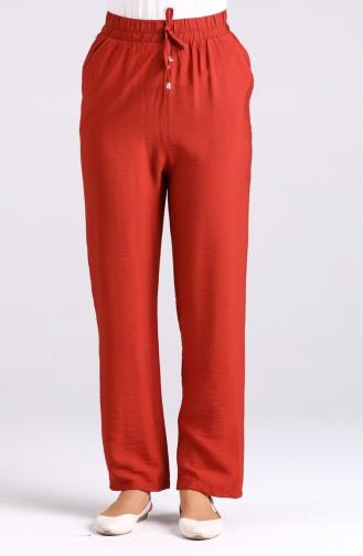 Aerobin Fabric Pocket Trousers 0555-08 Tile 0555-08