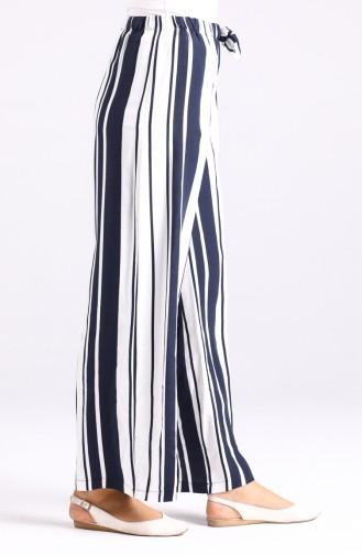 Navy Blue Pants 20011-01