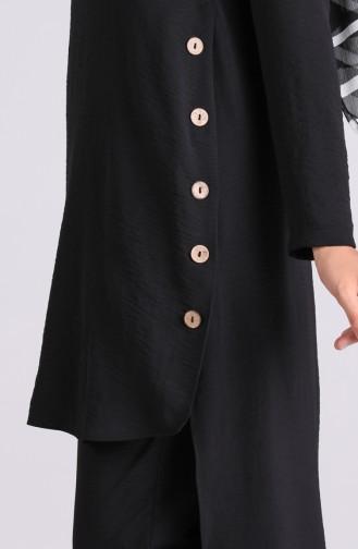 Schwarz Anzüge 4001-02