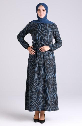 Indigo Hijap Kleider 5873-05