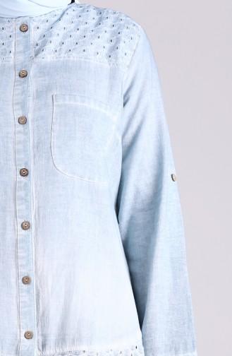 Tunique Bleu 1134-03