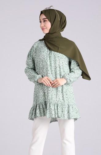 Tunique Vert noisette 3021-04