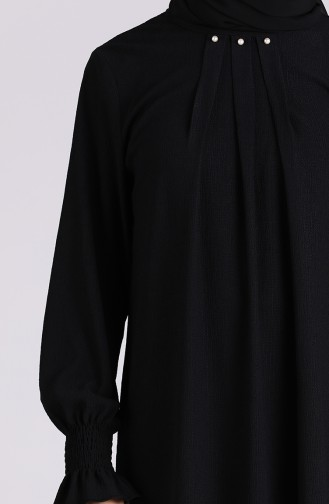 Tunique Noir 0102-01