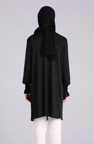 Tunique Noir 0102C-01
