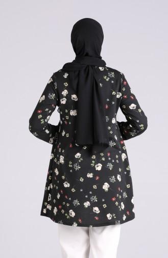Tunique Noir 1298-02