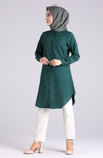 Emerald Green Tunics 2515-02