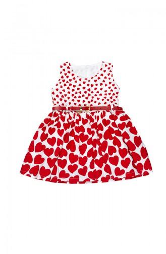 Rot Kinderbekleidung 09812-01