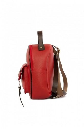 Sac a Dos Rouge 87001900050798