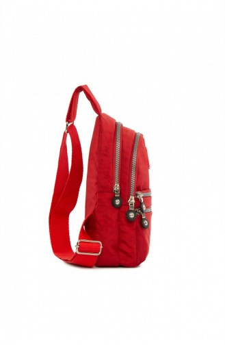 Sac a Dos Rouge 87001900051955