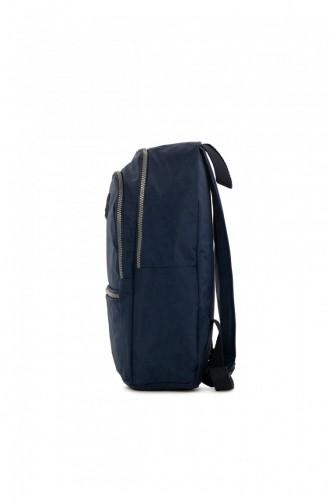 حقيبة ظهر أزرق كحلي 87001900053546