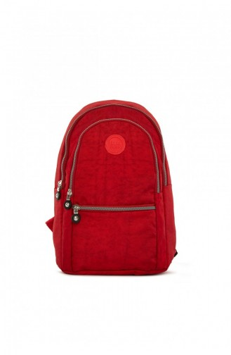 Sac a Dos Rouge 87001900053537