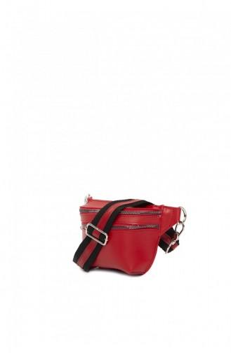 Rot Hüfttasche 87001900030369