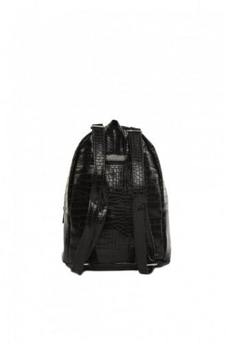 حقيبة ظهر أسود 87001900037724