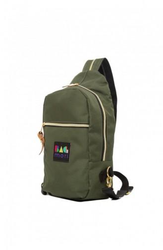Khaki Belly Bag 87001900031687