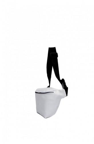 Sac Ceinture Blanc 87001900024003