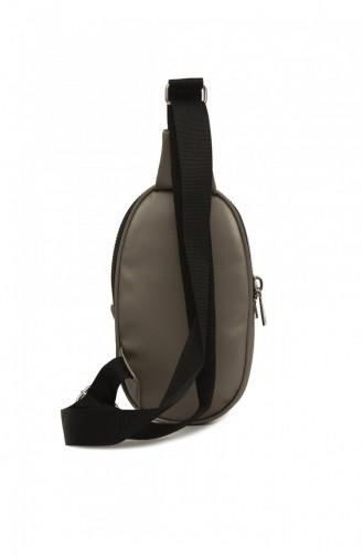 حقيبة ظهر أسود فاتح 87001900043026