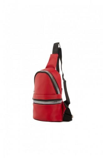 Belly Bag أحمر 87001900041879