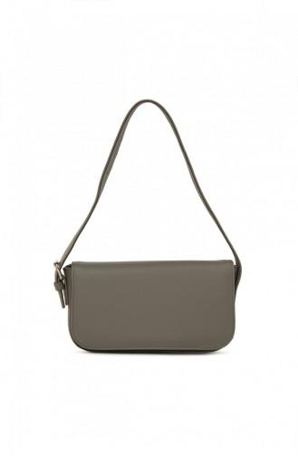 Gray Shoulder Bag 87001900057162