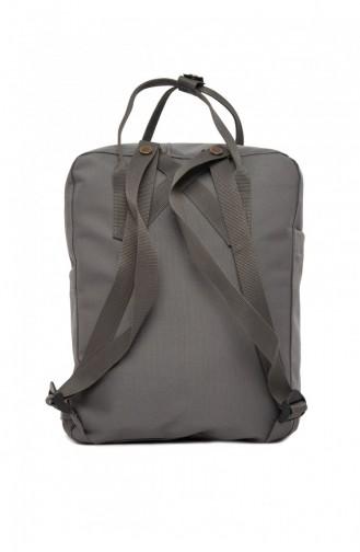 حقيبة ظهر رمادي 87001900026843