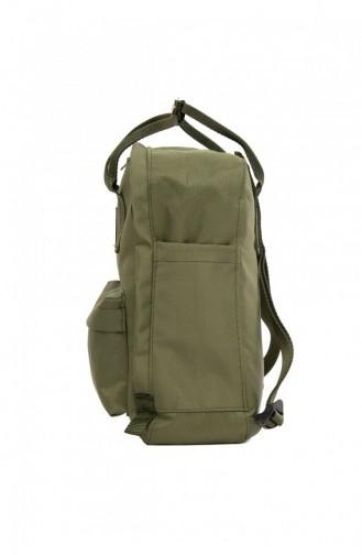Khaki Back Pack 87001900026807
