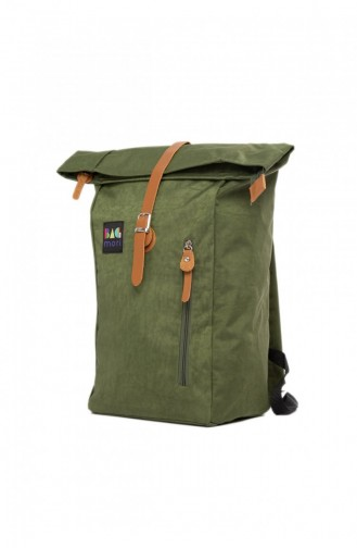 Khaki Back Pack 87001900002861