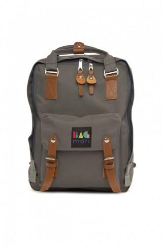 حقيبة ظهر رمادي 87001900037432