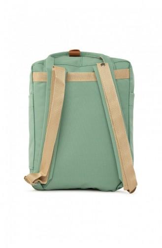 Green Back Pack 87001900055836